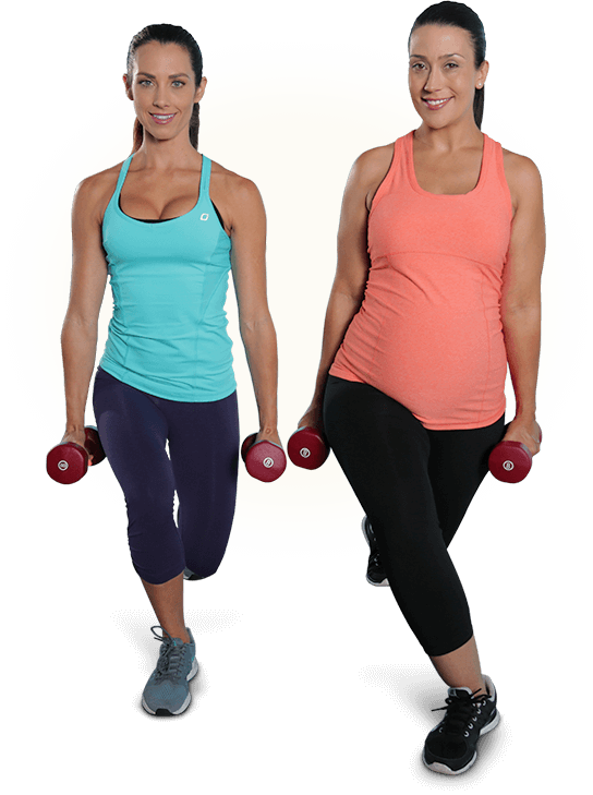 Your Solution Active Maternity Workouts With Celebrity Trainer And Mother Autumn Calabrese